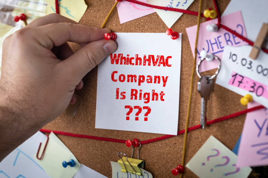 Which Hvac Company Do you trust?